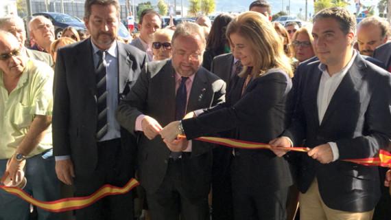 Inauguran los primeros edificios de la Ciudad Aeroportuaria de Alhaurín de la Torre