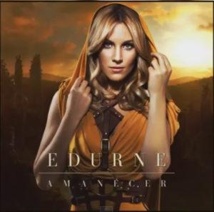 Edurne y su 'Amanecer'. / Foto: Youtube