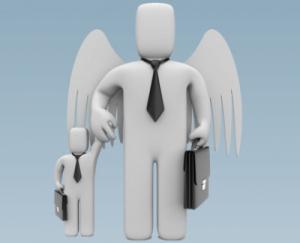 Business angels. / http://www.goodmorningcrowdfunding.com