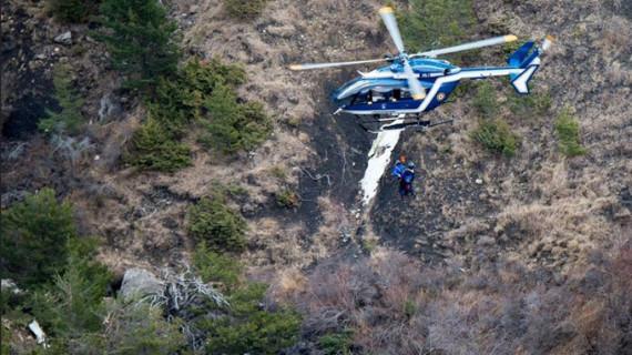 La grabación de la caja negra arroja nuevos datos sobre el accidente de avión en los Alpes