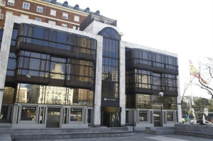 Sede de Banco Madrid. / Foto: Europa Press.