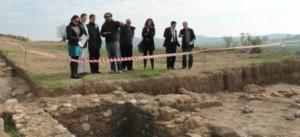 Yacimiento arqueológico de Los Cantos. / Foto: www.bullas.es