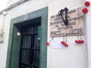 La casa en la que nació Paco de Lucía. / https://www.pinterest.com