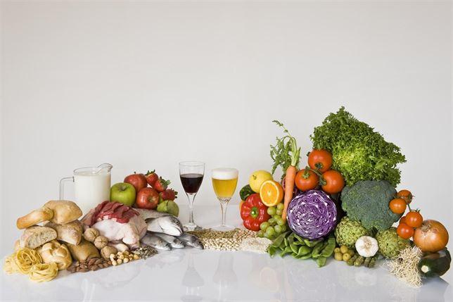 Un estudio refleja que la dieta mediterránea contamina menos que las de Estados Unidos o Reino Unido