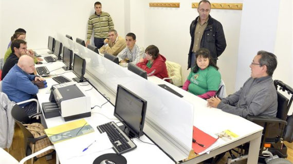 Seis proyectos empresariales reciben financiación para la empleabilidad de personas con discapacidad intelectual