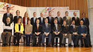 Presentación de 'España se Mueve', una iniciativa impulsada por Fernando Soria.
