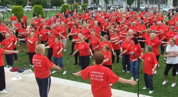 España se mueve, una iniciativa que difunde hábitos de vida saludable entre los ciudadanos