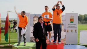 Ganadores de la competición organizada por España se Mueve a finales de 2014.