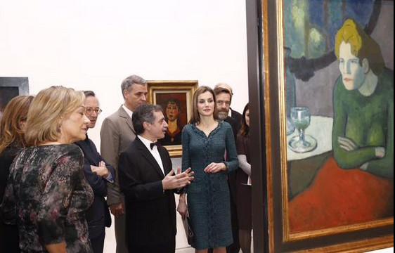 El Reina Sofía exhibe las obras cedidas por el Kunstmuseum de Basilea