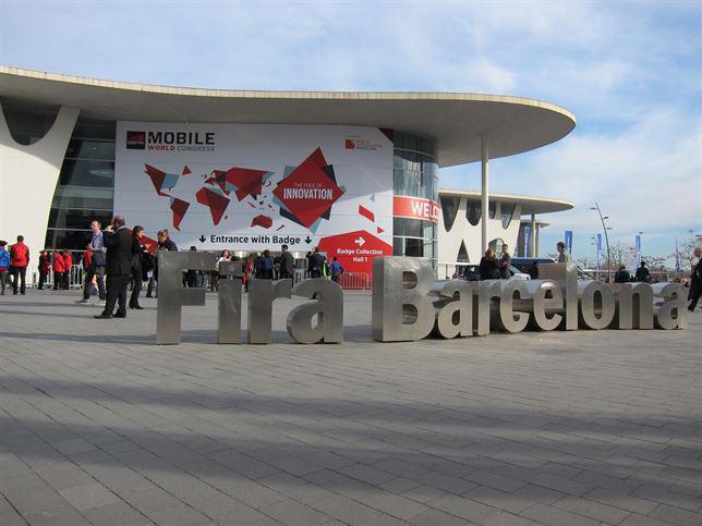 El congreso se está celebrando en Barcelona. / Foto. Europa Press.