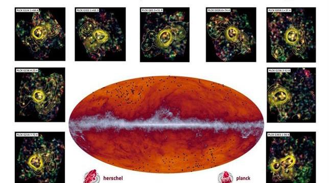 Hallan cientos de nuevas galaxias formadas poco después del Big Bang