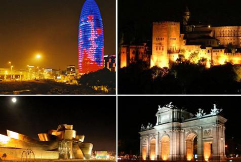 La Hora del Planeta de WWF cuenta ya con el apoyo de 125 ciudades españolas