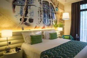 Habitación de hotel. / Foto: Europa Press.