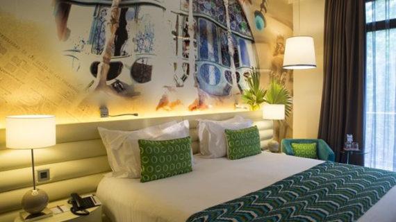 Las pernoctaciones hoteleras crecen un 4,3% en febrero, hasta los 14,4 millones