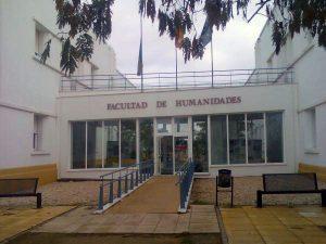 Facultad de Humanidades de la Universidad de Huelva.