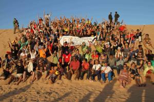Sahara Marathon. / http://www.trailrun.es
