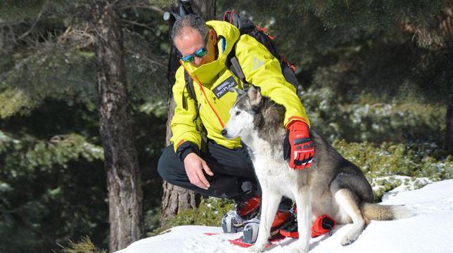 'Maratón Dog' demostrará desde el Ártico el vínculo ancestral entre el hombre y el perro