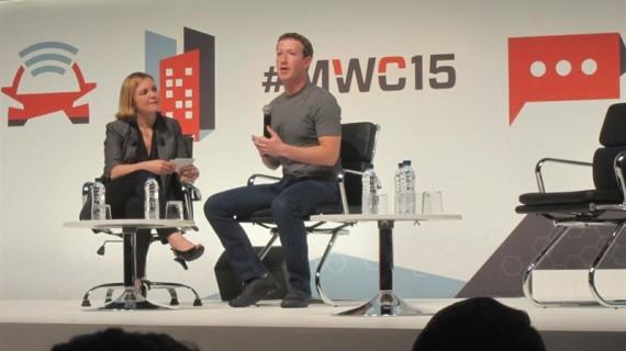 El fundador de Facebook defiende enfocar el negocio de la telefonía a los datos y no a las llamadas