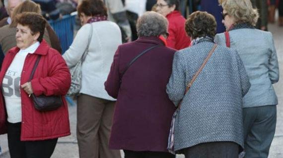 El gasto en pensiones sube un 3% en marzo