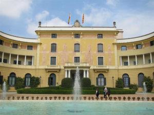 El Palacio de Pedralbes, en Barcelona. / Foto: Europa Press.
