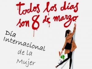 Día Internacional de la Mujer Trabajadora. / http://miqueridaopinion.blogspot.com.es