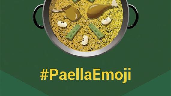Una app española de mensajería incorpora los iconos de la paella y el 'caloret'
