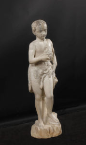 San Juan Bautista niño, de Miguel Ángel. / Foto: Museo del Prado.
