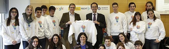 Niños españoles a partir de ocho años aprenden a programar de la mano de Google