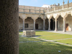 Universidad de Salamanca. / Foto: Europa Press.