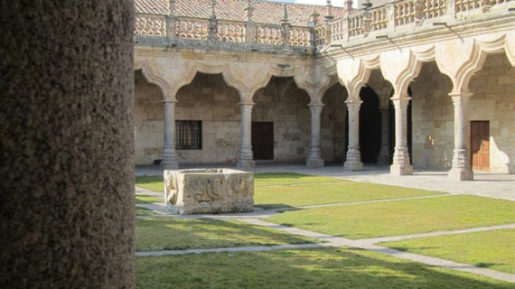 La Universidad de Salamanca celebra el 93 aniversario de doctorado Honoris Causa de Santa Teresa