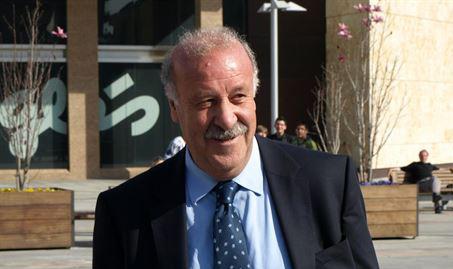 Vicente del Bosque será investido Doctor Honoris Causa por la Pontificia de Salamanca