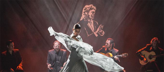 Espectáculo 'Voces' de Sara Varas. / Fotos: sarabaras.com/voces/galeria/