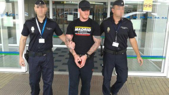 Detienen en Fuerteventura a uno de los 10 fugitivos más buscados por Reino Unido