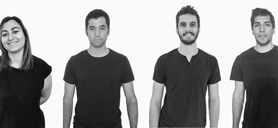 Cuatro estudiantes de Arquitectura ganan el concurso internacional de diseño de un refugio para surferos en Tarifa