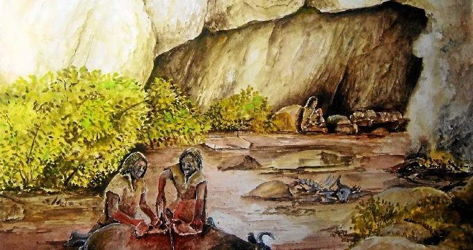 El Abrigo de Benzú, una de las zonas más antiguas del planeta explotada por sociedades primitivas