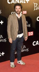 El actor Daniel Guzmán.