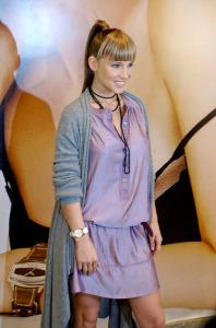 La actriz Elsa Pataky.