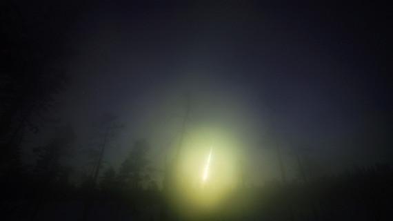 Científicos del CSIC determinan el origen de un meteorito caído en abril de 2014