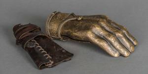 La mano Jaime Lannister es uno de los objetos que podrá contemplarse en la muestra. / Foto: www.esmadrid.com/