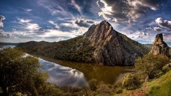 El Parque Nacional de Monfragüe recibe 35.000 visitantes en Semana Santa