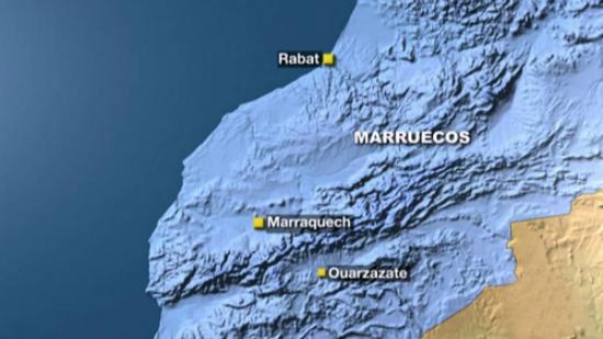 Localizados los tres espeleólogos españoles perdidos en Marruecos