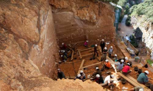 Cuenca arqueológica de Atapuerca. / http://www.mecd.gob.es