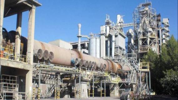 El consumo de cemento se dispara un 12,3% en marzo y encadena siete meses al alza