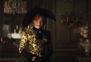 Kate Blanchet en 'Cenicienta'.