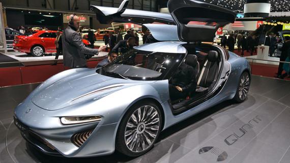 Coches eléctricos o con tarjetas SIM, el futuro del mundo del motor