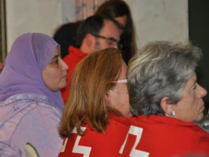 Cruz Roja ofrece asistencia a inmigrantes mediante este programa. / Foto: Cruz Roja.