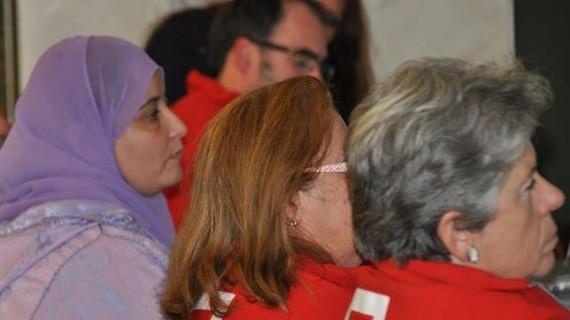 Cruz Roja recibe ayudas para su programa de acogida de inmigrantes