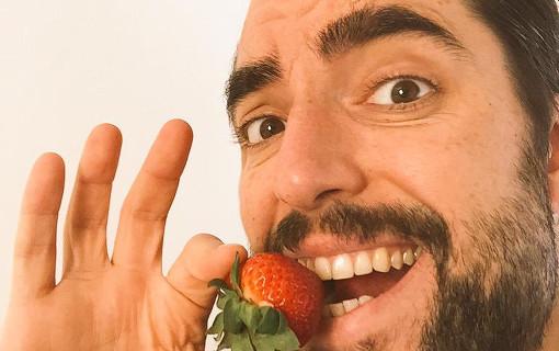 Muerde una fresa para luchar contra el cáncer