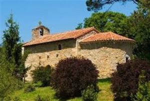 La ermita de San Román.