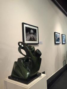 Una de las obras que conforman la exposición. / Foto: Europa Press